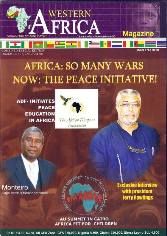 Westen Africa Mag. Vol. 11, 4th Edition