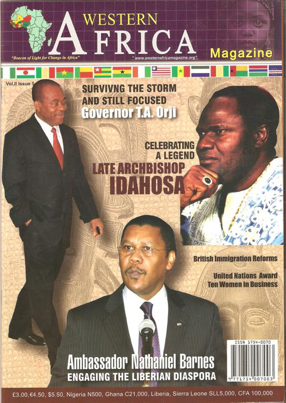 Westen Africa Mag. Vol. 11, 5th (Late) Edition